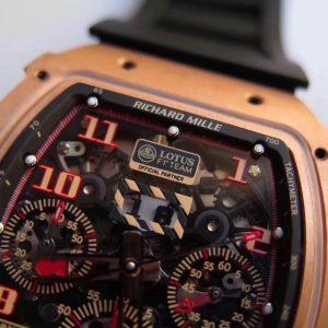 Đồng Hồ Richard Mille Siêu Cấp 1-1 RM011 Romain Grosjean's