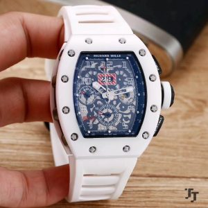 Đồng Hồ Richard Mille Fake 1-1 RM011 Flyback Chronograph