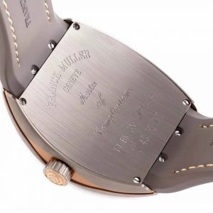 Đồng Hồ Franck Muller Rep 1-1 Vanguard Grey V45