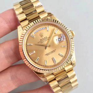 Đồng Hồ Rolex Replica 1-1 Day-Date 40 228238
