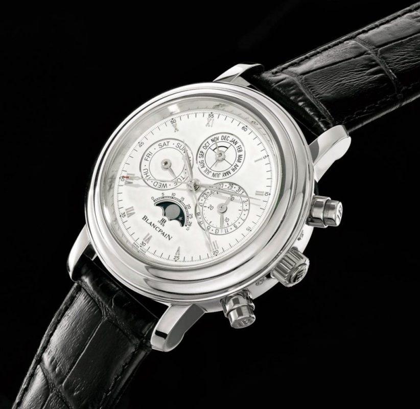 nhận biết đồng hồ blancpain thật giả