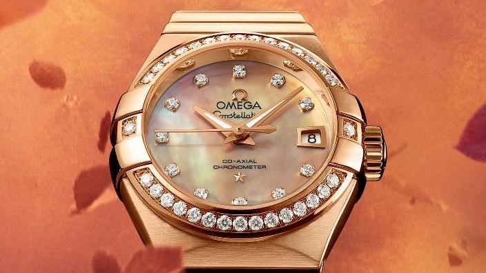 đồng hồ omega sapphire