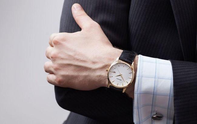 đồng hồ đeo tay nam chính hãng