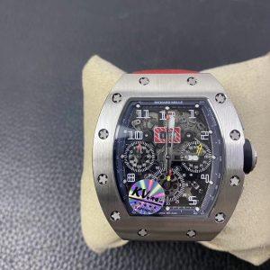 Đồng Hồ Richard Mille Siêu Cấp 1-1 RM011 Felipe Massa