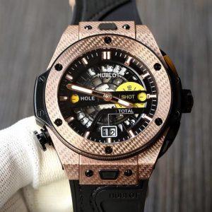Đồng hồ Hublot Super Fake 1-1 Big Bang Unico Golf Gold