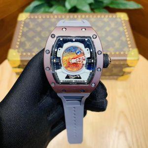 Đồng Hồ Richard Mille Fake 1-1 RM52-05 Pharrell Williams