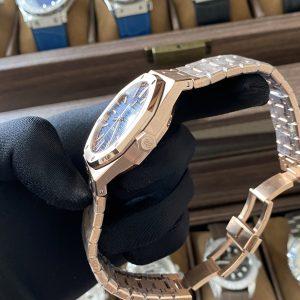 Đồng Hồ Audemars Piguet Replica 1-1 Royal Oak Blue Dial
