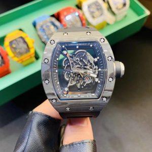 Đồng Hồ Richard Mille Fake 1-1 RM055 Bubba