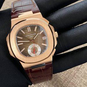 Patek Philippe Nautilus 5980R-001 Vàng Khối 18K