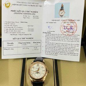 Patek Philippe 5205R-001 Chế Tác Vàng Khối 18k
