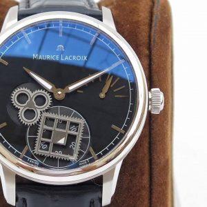 Đồng hồ Maurice Lacroix Siêu Cấp 1-1 MP7158-SS001 Black