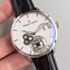 Đồng hồ Maurice Lacroix Fake 1-1 MP7158-SS001 White